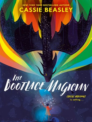 cover image of The Bootlace Magician