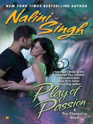 cover image of Play of Passion