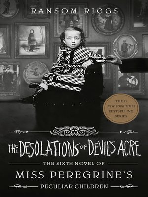 cover image of The Desolations of Devil's Acre