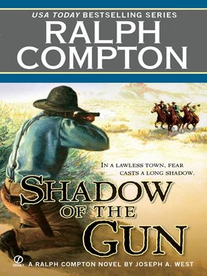 cover image of Shadow of the Gun