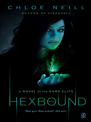 cover image of Hexbound