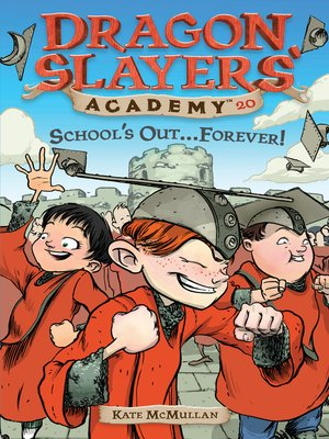 cover image of School's Out...Forever!