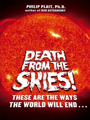 cover image of Death from the Skies!