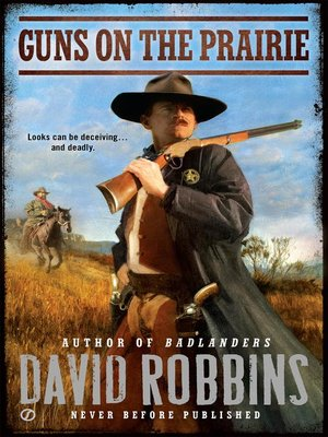 cover image of Guns on the Prairie