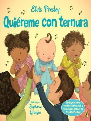 cover image of Elvis Presley's Quiéreme con ternura