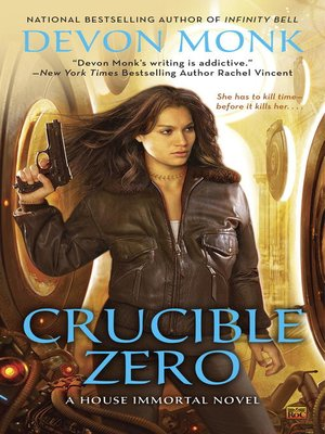 cover image of Crucible Zero