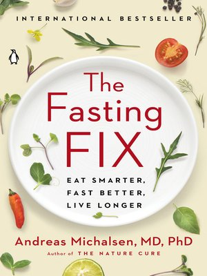 cover image of The Fasting Fix