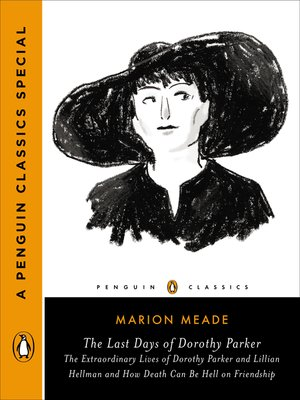 cover image of The Last Days of Dorothy Parker