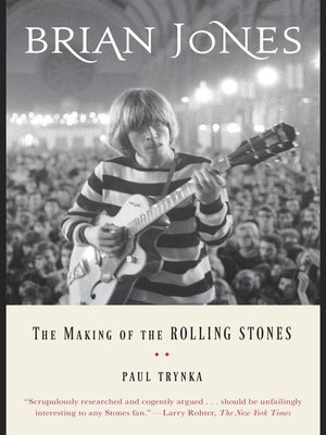 cover image of Brian Jones