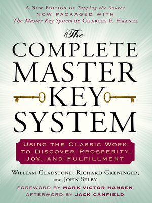 cover image of The Complete Master Key System