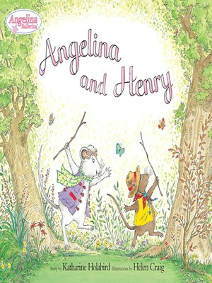 cover image of Angelina and Henry