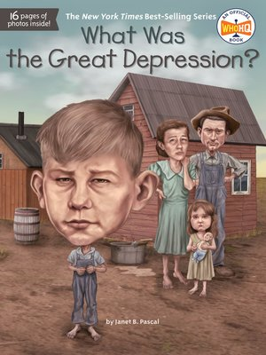 cover image of What Was the Great Depression?