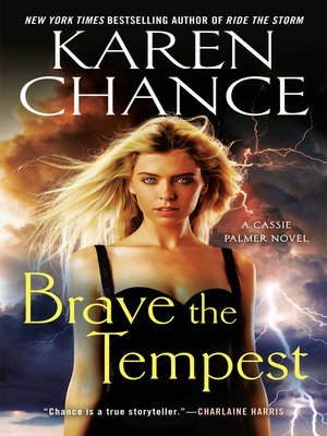 cover image of Brave the Tempest