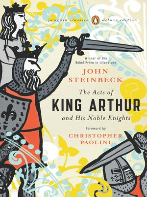 cover image of The Acts of King Arthur and His Noble Knights