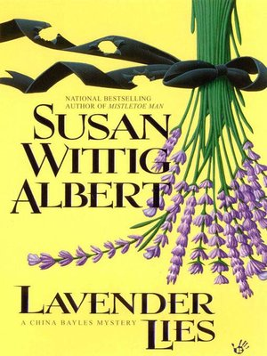 cover image of Lavender Lies