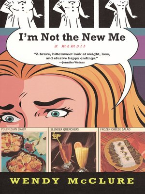 cover image of I'm Not the New Me