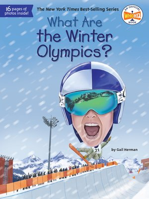cover image of What Are the Winter Olympics?
