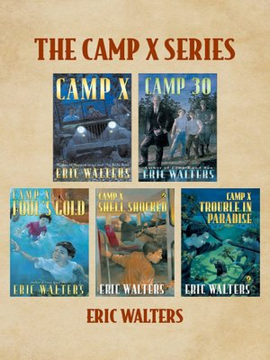 cover image of The Camp X Series