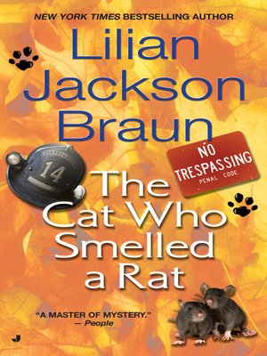 cover image of The Cat Who Smelled a Rat