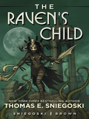cover image of The Raven's Child