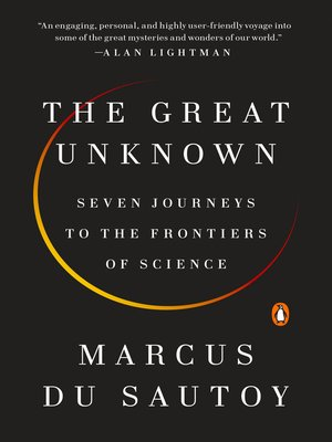 cover image of The Great Unknown