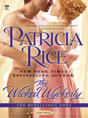 cover image of The Wicked Wyckerly
