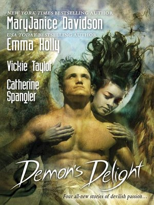 cover image of Demon's Delight