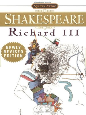 cover image of Richard III