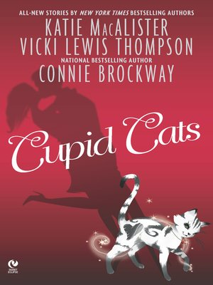 cover image of Cupid Cats