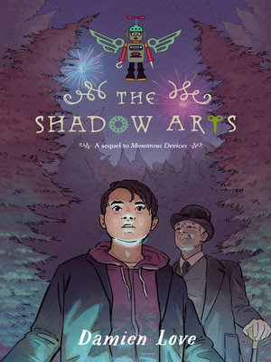 cover image of The Shadow Arts