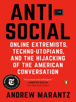 cover image of Antisocial