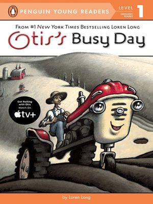 cover image of Otis's Busy Day