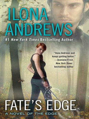 cover image of Fate's Edge