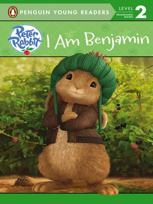 cover image of I Am Benjamin