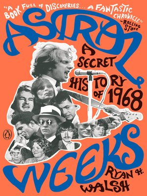 cover image of Astral Weeks
