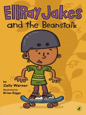 cover image of EllRay Jakes and the Beanstalk