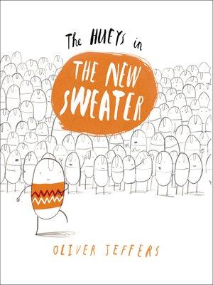 cover image of The New Sweater