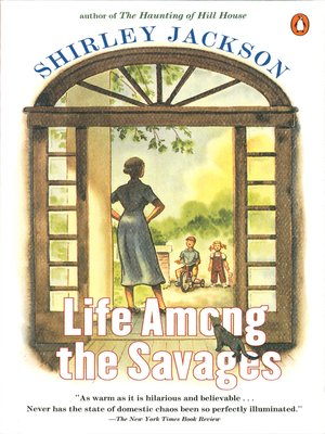 cover image of Life among the Savages