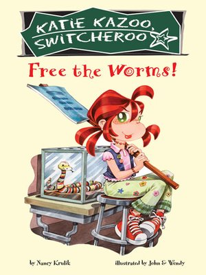 cover image of Free the Worms!