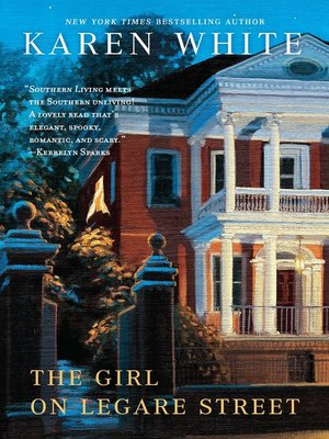 cover image of The Girl on Legare Street