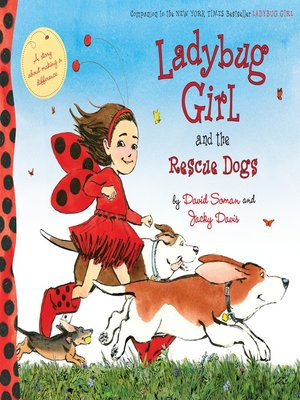 cover image of Ladybug Girl and the Rescue Dogs