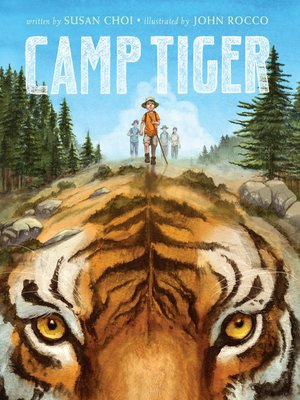 cover image of Camp Tiger