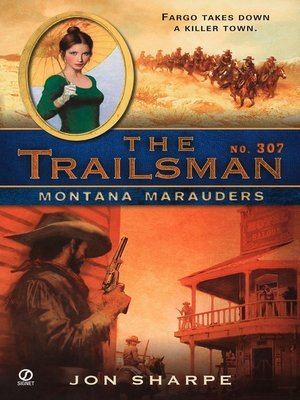 cover image of Montana Marauders