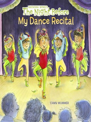 cover image of The Night Before My Dance Recital