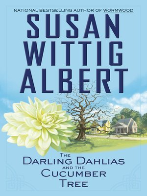 cover image of The Darling Dahlias and the Cucumber Tree