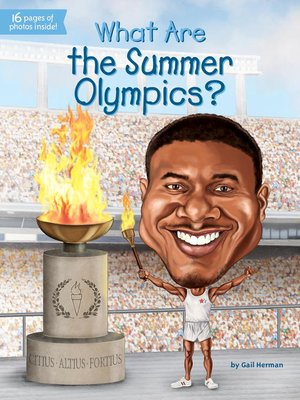 cover image of What Are the Summer Olympics?