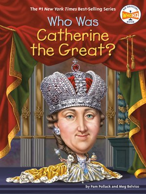 cover image of Who Was Catherine the Great?