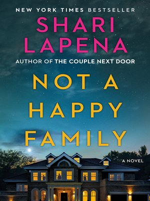 cover image of Not a Happy Family