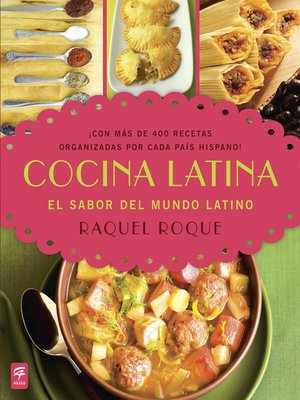 cover image of Cocina Latina (Latin Cooking)