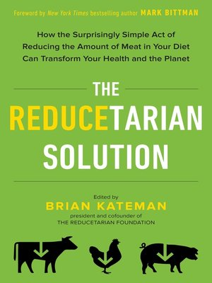 cover image of The Reducetarian Solution
